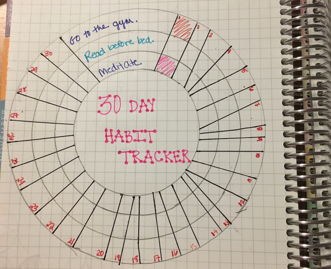 DIY Habit Tracker