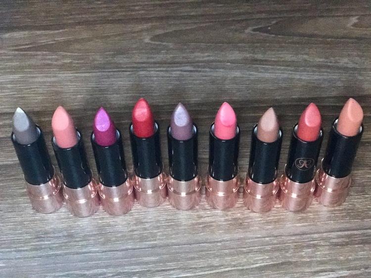 Anastasia Beverly Hills matte lipstick review