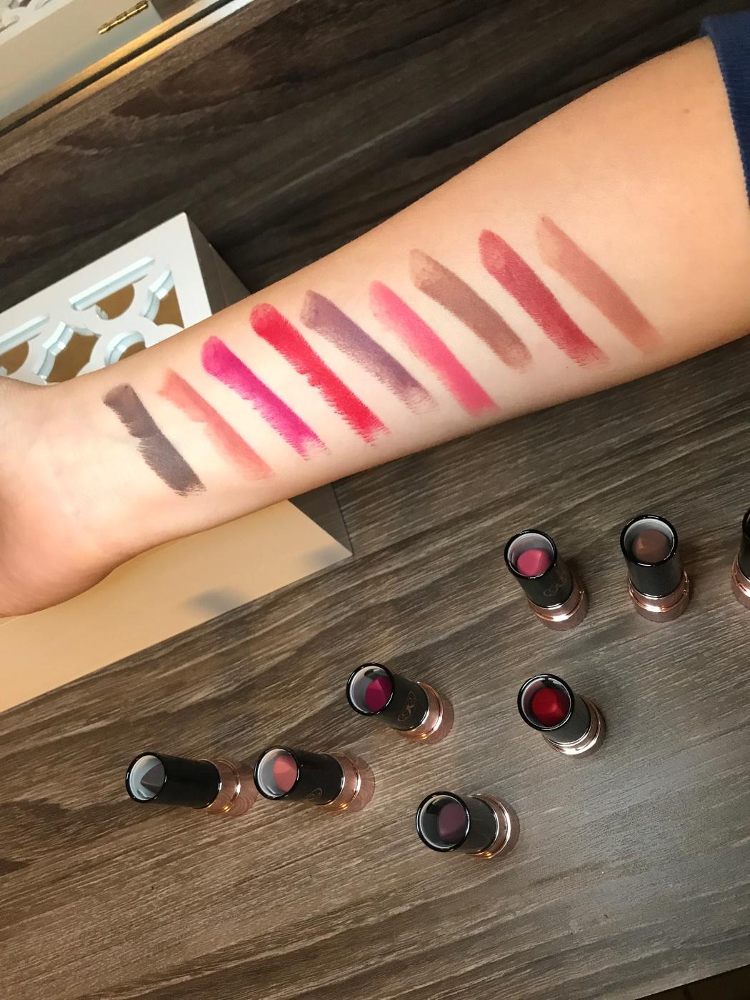 ABH matte lipstick review
