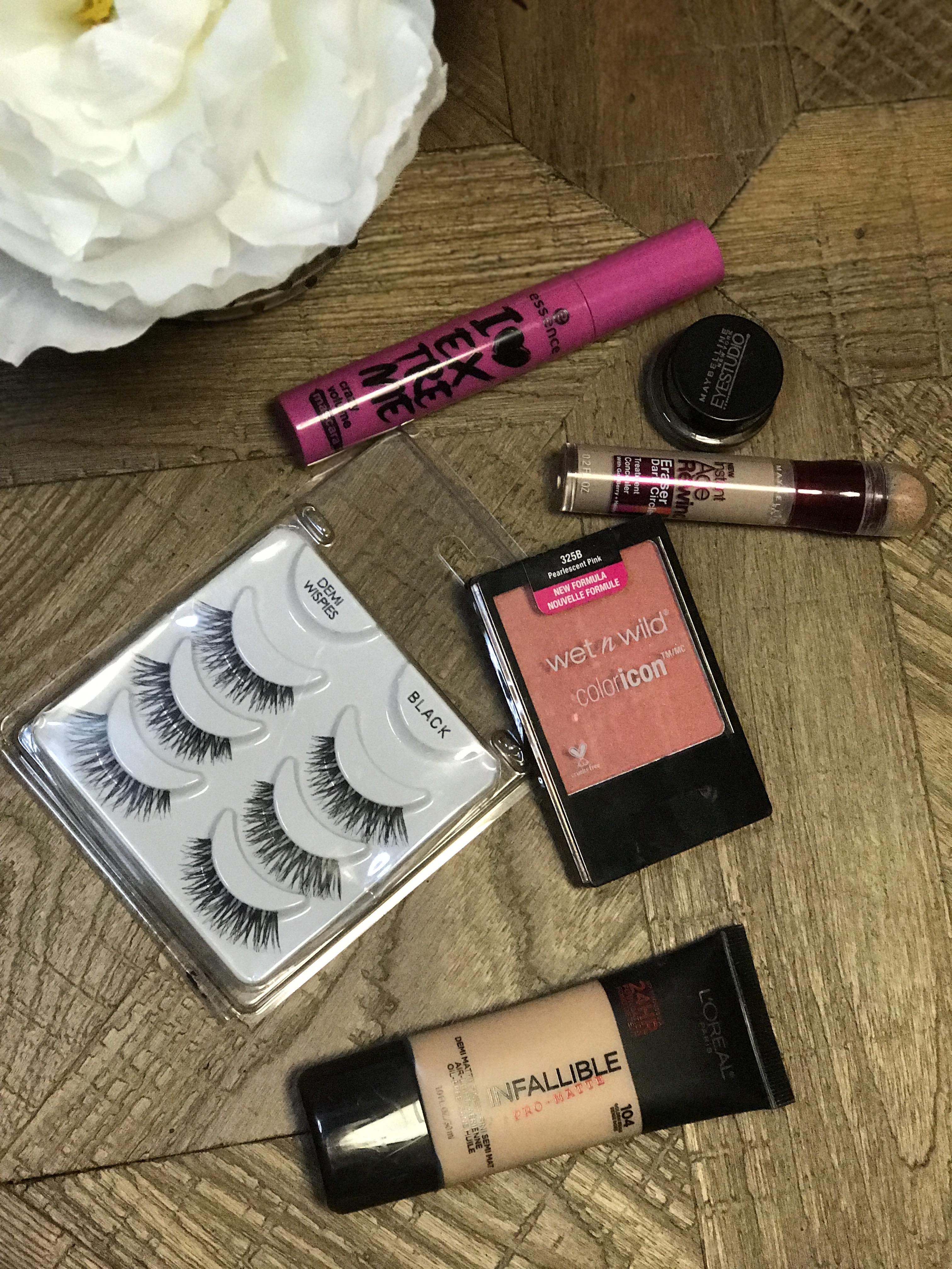 drug store makeup current favorites