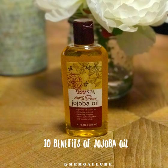 10 benefits of jojoba oil