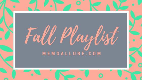 Fall Spotify Playlist