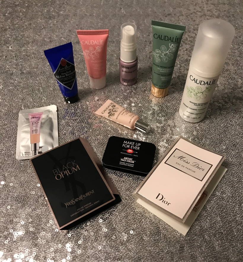 Sephora Haul Fall 2017