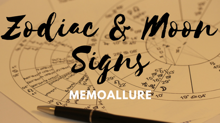 zodiac and moon signs