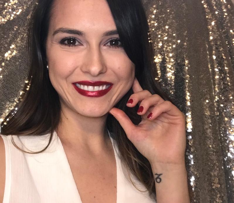 Smashbox Lipstick Review