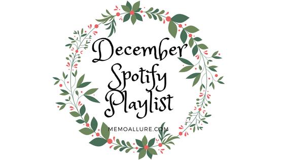 December Spotify Playlist