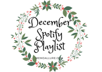 December Spotify Playlist