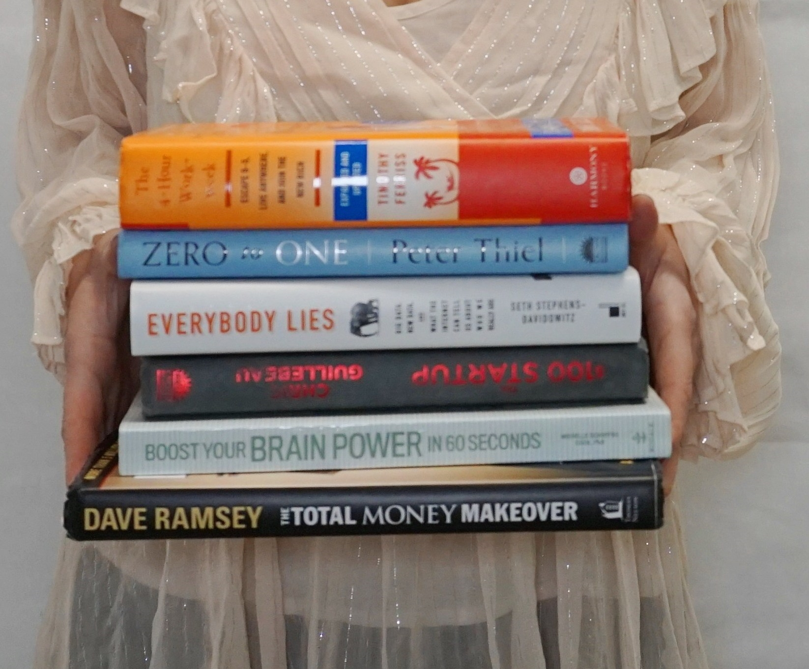 Reading list for 2018