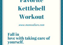 Favorite Kettlebell Workout