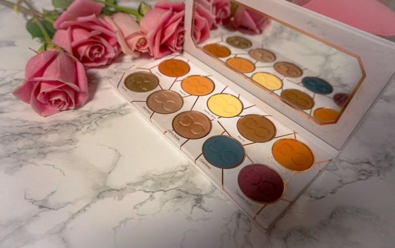 Memoallure.com Dominique Cosmetics Latte Palette Review