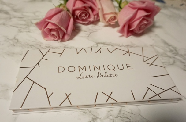 Dominique Cosmetics Latte Palette Review